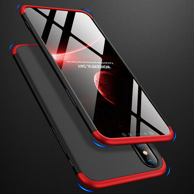 Slim Full Protection Tough Cover Shockproof Heavy Duty Case For iPhone XR XS MAX
