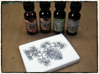 Tim Holtz Distress Ink Reinkers 14ml - Many Colours Available
