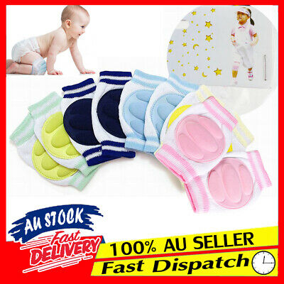 Baby Toddler Elbow Cushion Toddlers Anti-slip Safety Knee Pad Crawling Protector