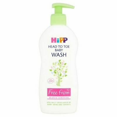 HiPP Free From Head to Toe Wash 400ml