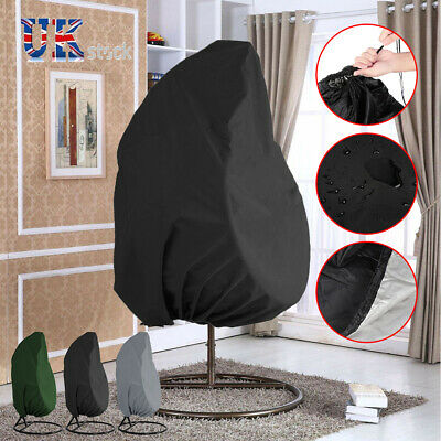 Outdoor Hanging Egg Swing Chair Cover Dust Proof Protector Water-Resistant IP63
