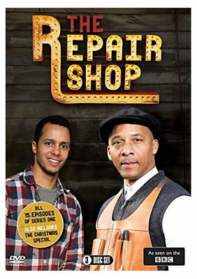 The Repair Shop: Series One & The 2017 Christmas Special [BBC] [DVD] [New DVD]