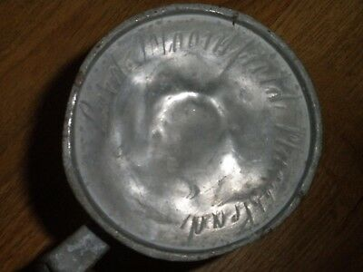 Antique Pewter Tankard  Lord Bloomfield Plumstead