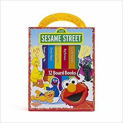 SESAME STREET MY First Charades Game Oscar The Grouch S12 - $14 99