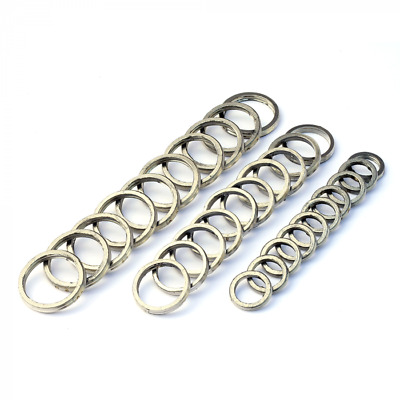 Viper Pack of 10 Asbestos Free 45mm Exhaust Gaskets