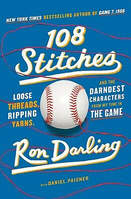 108 Stitches: Loose Threads, Ripping Yarns, and the Darndest Characters from My