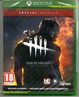 Dead by Daylight Special Edition   'New & Sealed'   *XBOX ONE (1)*