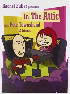 Pete Townshend/Various-In The Attic 2Cd Plus Dvd Dvd New
