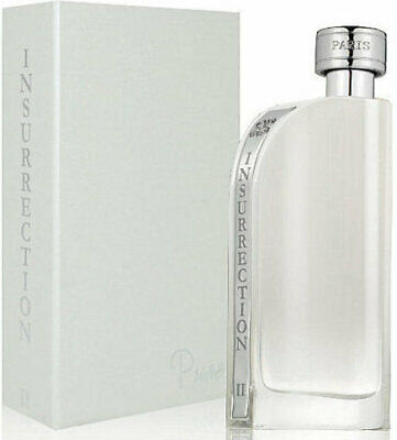 Insurrection Pure II 2 By Reyane Tradition EDT for Men 90ml 3.0oz New & Sealed