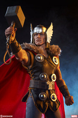 """Sideshow Marvel Comics Classic THOR 12"""" Action Figure 1/6 Scale The Avengers"""