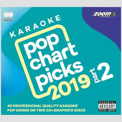 Karaoke Zoom Pop Chart Picks Hits 2017 Pt 2 Mar 2017 Cdg Inc 5 Ed Sheeran Tracks Karaoke Cdgs, Dvds & Media Karaoke Entertainment