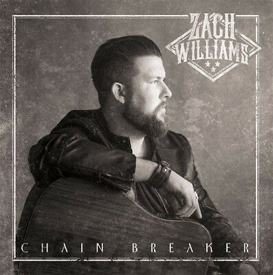 Zach Williams - Chain Breaker CD 2017 Essential Records ** NEW **