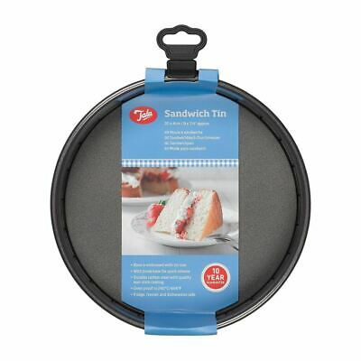 Tala 20cm Sandwich Tin with Loose Base (Pack of 6)