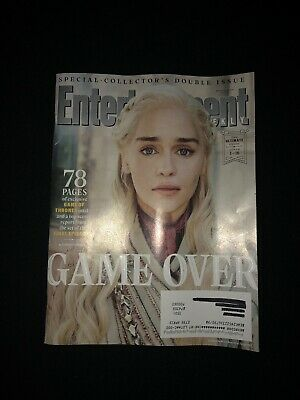 Entertainment Weekly Collectors 2019 - Game Of Thrones  Cover 1 of 16 DAENERYS