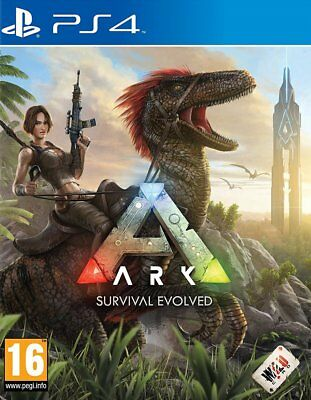ARK: Survival Evolved (PS4)  BRAND NEW AND SEALED - IN STOCK - QUICK DISPATCH