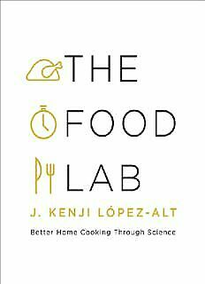 The Food Lab: Better Home Cooking Through Science(pdf)