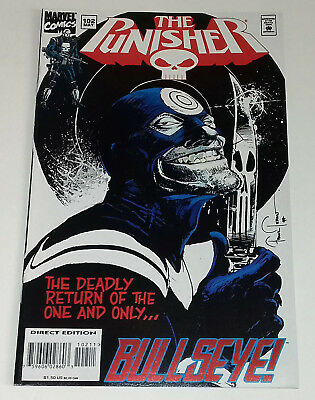 Punisher #102 first print Marvel Comics 1995