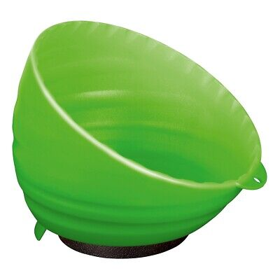 2PK Magnetic Parts Bowl, Neon Green MLK905007NEON Brand New!