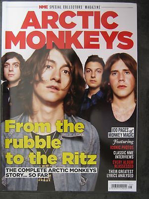 NME Arctic Monkeys Special Collectors' magazine Photos Interview 100 pages