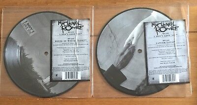 """My Chemical Romance - I Don't Love You 2x7"""" Picture Disc"""