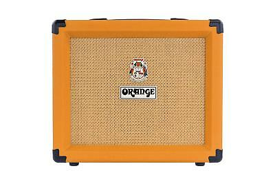 Orange Crush 20 Solid State Combo E-Gitarren Verstärker Electric Guitar Amp 20W