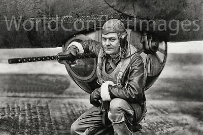 B17 Flying Fortress Ball Turret Gunner Snuffy Smith Medal of Honor  WW2 WWII 4x6