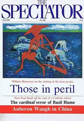 VIETNAM BOAT PEOPLE / BASIL HUME	The Spectator	3	JUNE	1989