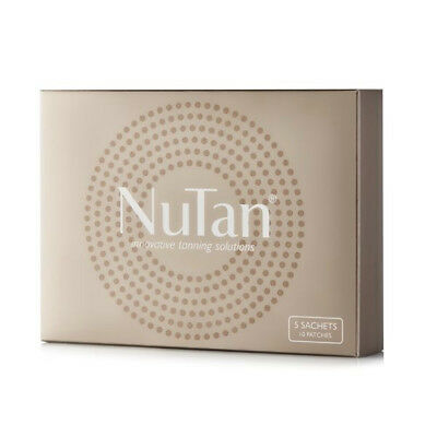 Nu-Tan Tanning Patches 10 per Box. Safe alternative to MT2 Tanning Injections
