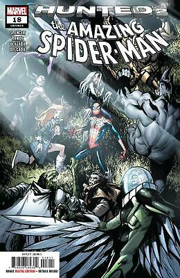 Amazing Spider-man #18 2019 - Bagged & Boarded