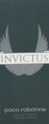 Parfum Homme Invictus Paco Rabanne Format 30ML + Stylo Pierre Cardin Neuf PROMO
