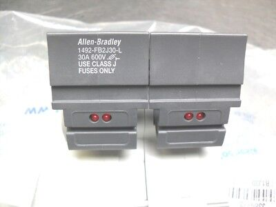 Allen-Bradley 1492-FB2J30-L 30a 600v Porte-Fusible W/Indicateur Neuf