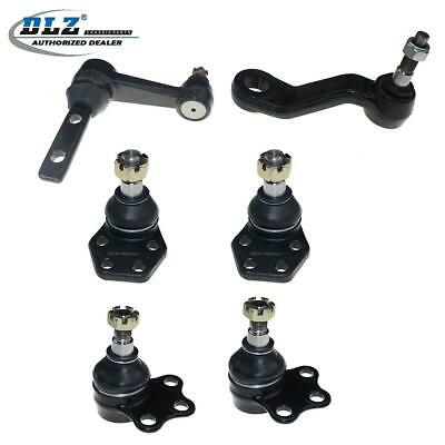 6 New DLZ Suspension Idler Arm Ball Joint For 2000-2002 DODGE RAM 2500 RWD