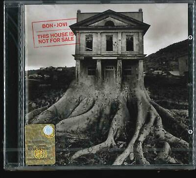 Bon Jovi This House Is Not For Sale Island 0602557072211 Cd Nuovo Sigillato