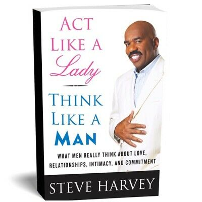 Act Like a Lady, Think Like a Man: What Men Really Think About Love...(PDF)
