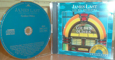 JAMES LAST and His Orchestra - Golden Oldies - Das Beste aus 200 Goldenen