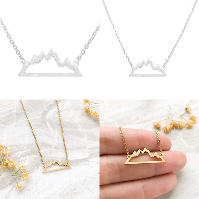 c2e4a48c5b207 ALTITUDE BOUTIQUE LINE Ocean Wave Necklace Sea Jewelry FREE SHIPPING ...