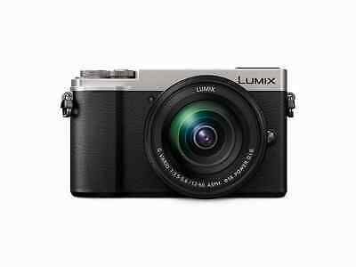Panasonic Lumix DC-GX9 with 12-32mm lens - Silver