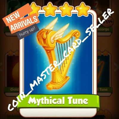 Mythical Tune :- Coin Master ( Fastest Delivery ) Card Seller