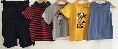 Boys Bundle Of Clothing 4-5 Ben Sherman <H1984