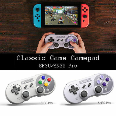 8Bitdo SN30 Pro SF30 Pro Bluetooth Controller Gamepad Joystick für Android PC  @