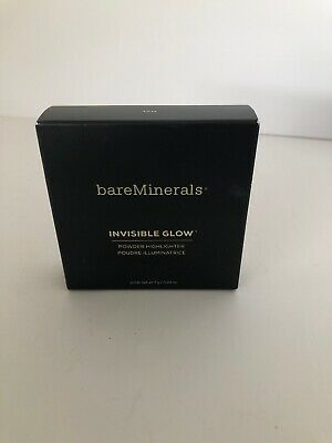 Bareminerals 0.24Oz Tan Invisible Glow Powder Highlighter