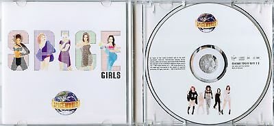 SPICE GIRLS Spiceworld 1997 CD wie NEU MINT 90s KULT Girl Brit Pop Sex MELANIE C