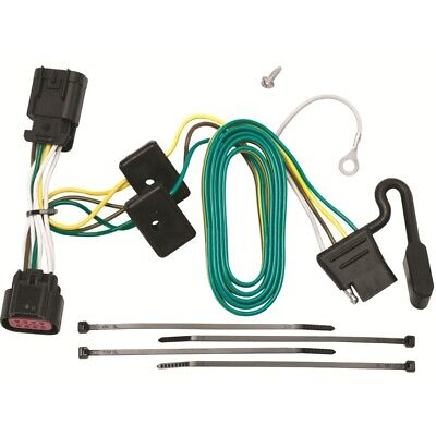 118417 t-one trailer hitch wiring harness chevy impala 2006-2013