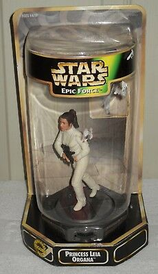 #10074 Kenner Star Wars Epic Force Carrie Fisher as Princess Leia Organa
