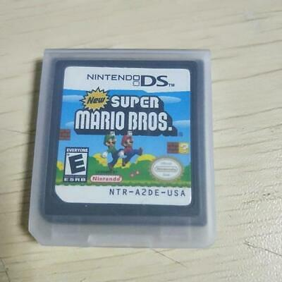 New Super Mario Bros. Game Card For Nintendo DS DSi 3DS XL 2DS NDSI NDSL NDS