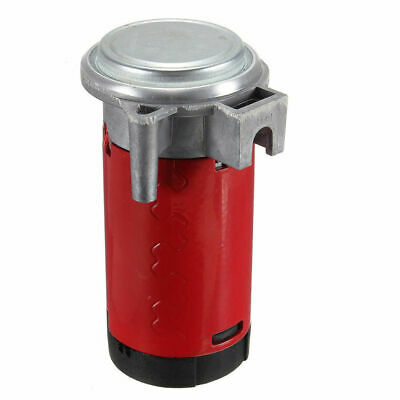 Red Color Universal 12V Air Compressor for Air Horn Car Truck Vehicle