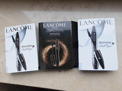 bbdc6c69ab7 Lancome Hypnose + Doll Eyes Mascara Mini 3 x 2ml Wimperntusche 6ml Schwarz