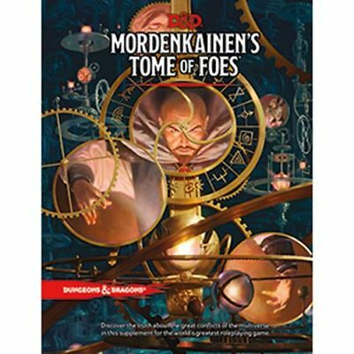 [P.D.F] Dungeons & Dragons: Mordenkainen's Tome of Foes