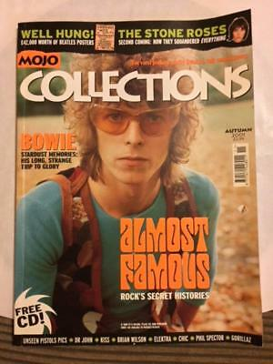 Mojo Collections - Autumn 2001 - David Bowie Cover / Sex Pistols / Stone Roses