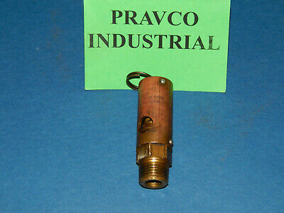 """Kunkle Fig. No. 949 Lift Safety Pressure Relief Valve .50"""" Seat 150Lbs. No949"""